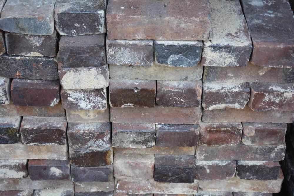Briques anciennes vestiges de france vente de mat riaux anciens - Brique rouge ancienne ...