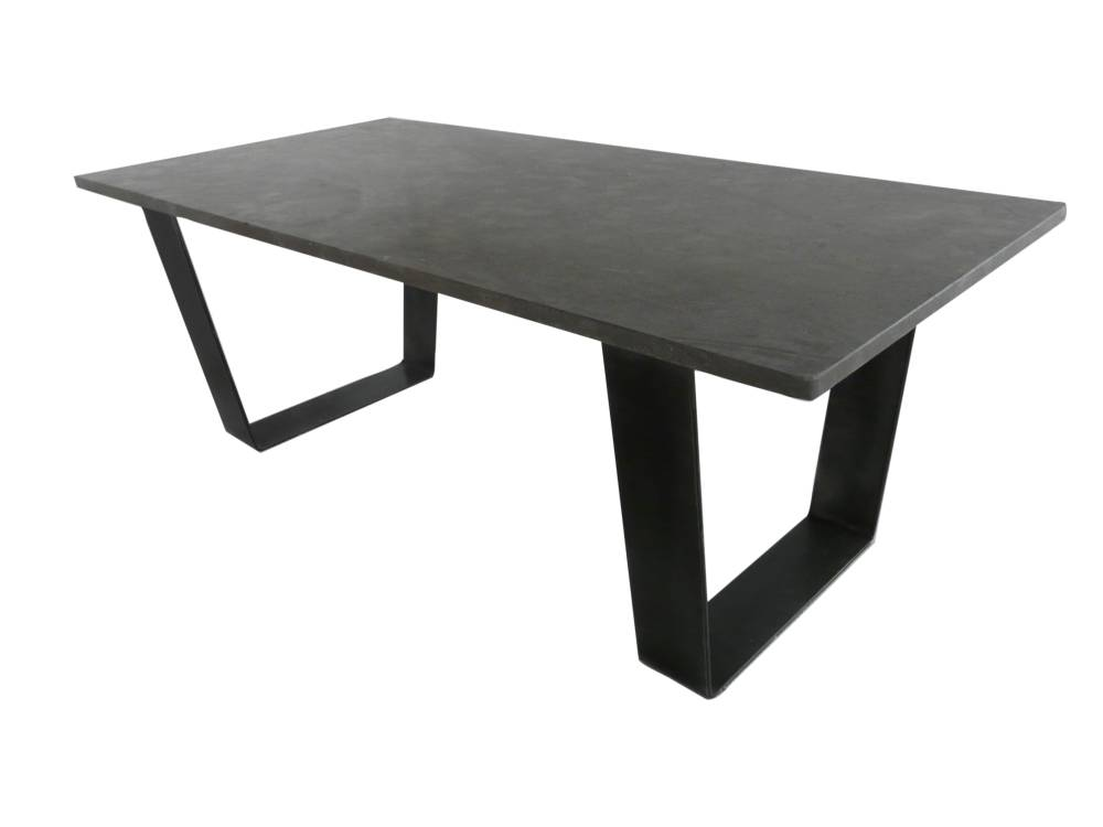 table de repas soho indus vestiges de france vente de mat riaux anciens. Black Bedroom Furniture Sets. Home Design Ideas