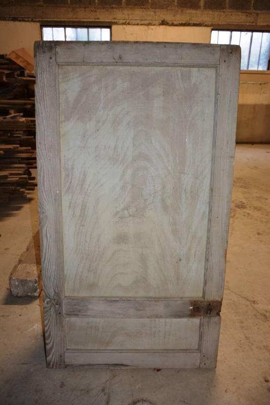 Porte de placard en bois blanc  Vestiges de France, Vente