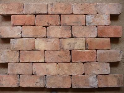 Briques réédition d'ancienne faite à la main. Pavage