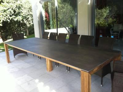 tables et plateaux en pierre naturelle. Black Bedroom Furniture Sets. Home Design Ideas
