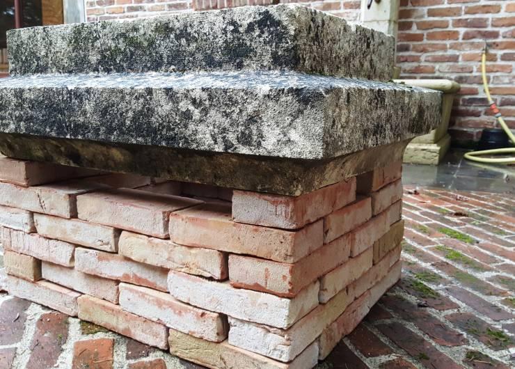 Mitre de chemin e vestiges de france vente de mat riaux anciens - Mitre cheminee terre cuite ...