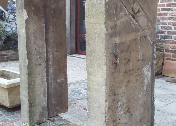 LUCARNES EN PIERRE. - NEW-LUC-20012017